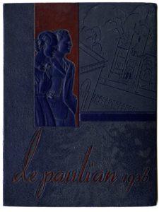 DePaulian Yearbook, 1936