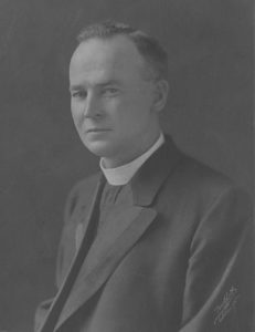 Photograph of Rev. Francis X. McCabe, C.M., ca. 1915 Presidential Biographical Files DePaul University Archives
