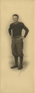 "Ferdinand ""Joe"" and Albert Ward Football Cards, ca. 1915 Vincentian Personnel Files, Ferdinand Ward DeAndreis-Rosati Memorial Archives"